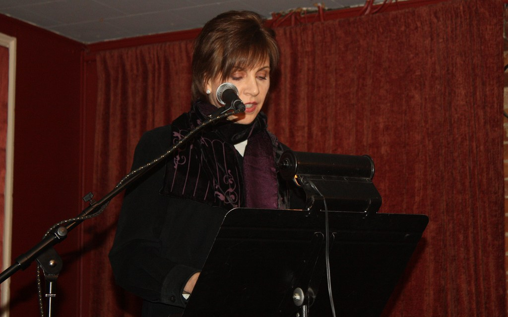 Caffe Lena Poetry Open Mic Featuring Video & Poems by Mary Kathryn Jablonski and Laura Frare