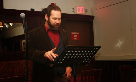 New Audio – Jay Renzi at Poets Speak Loud – September 29, 2014