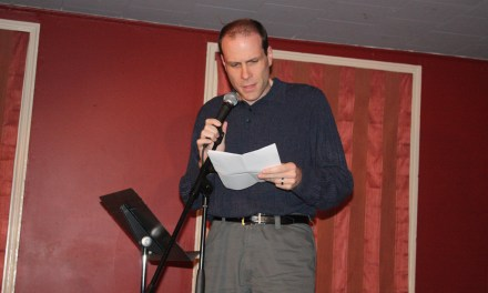 Caffe Lena Poetry Open Mic Featuring Josh McIntyre and Dave Jaicks
