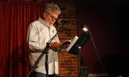 Richard Levine Featuring at the Caffe Lena Poetry Open Mic