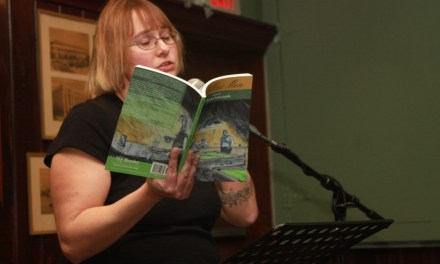 Kingston's 4th Saturday Spoken Word Featuring Rebecca Schumejda and George Wallace
