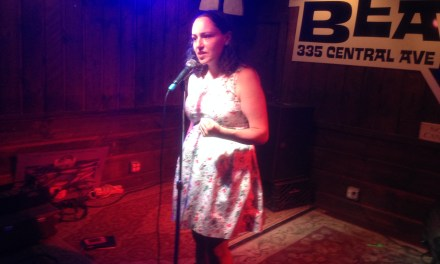 Nina Belen at Nitty Gritty Slam #99 – August 4, 2015