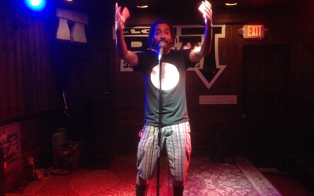 Fable at Nitty Gritty Slam #97 – July 7, 2015