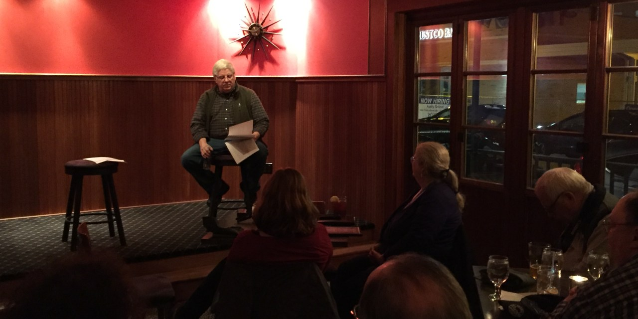 Albany Poets Presents Alan Catlin – December 16, 2015