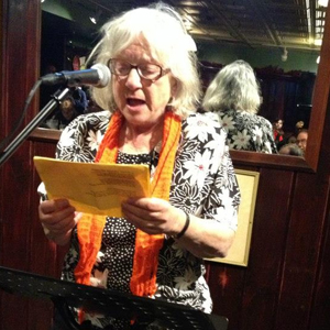 Woodstock Poetry Society Featuring Roberta Gould and Sharon Israel