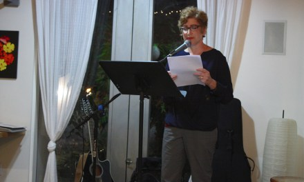 Third Thursday Poetry Night Featuring Tina Barry