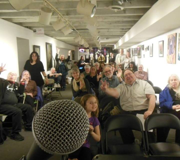 Sign Up for the Albany Word Fest Open Mic