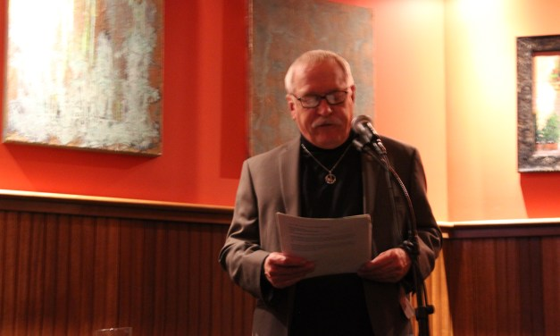 Albany Poets Presents Dan Wilcox – February 17, 2016