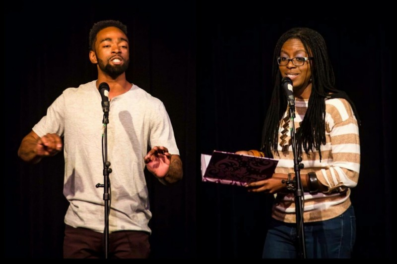 Help Send Local Poets Daniel Summerhill and D. Colin to Europe