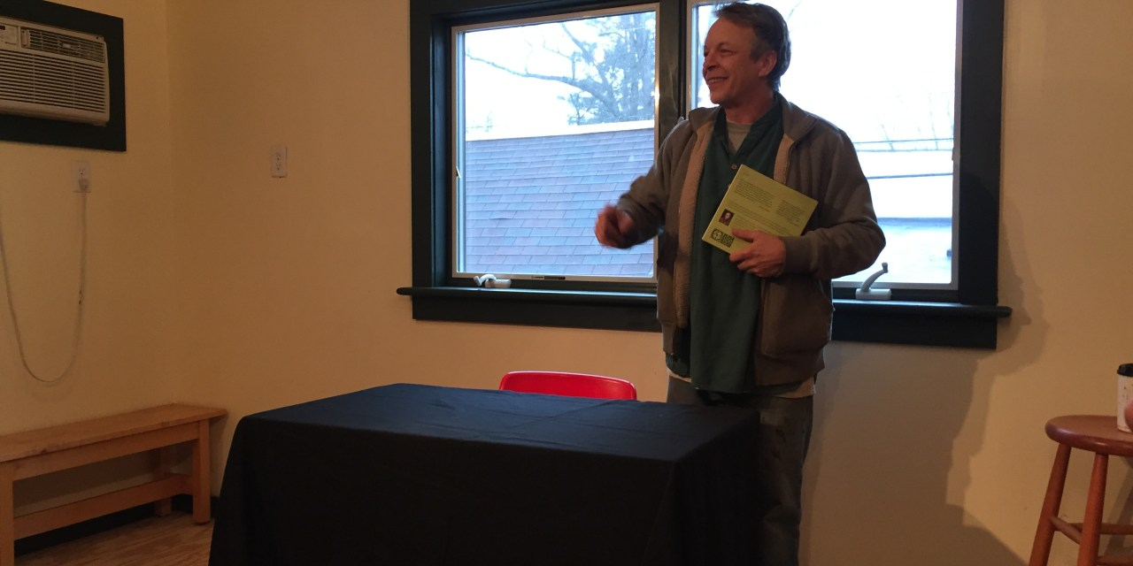 Woodstock Poetry Society Featuring Dennis Bressack and Judith Saunders