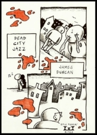 """Review: """"Dead City Jazz"""" by James Duncan"""