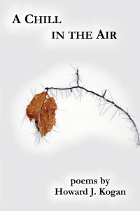 "Book Launch for Howard Kogan's new book, ""A Chill in the Air"""