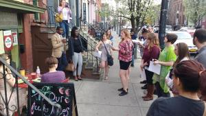 Lark Street Poetry Walk