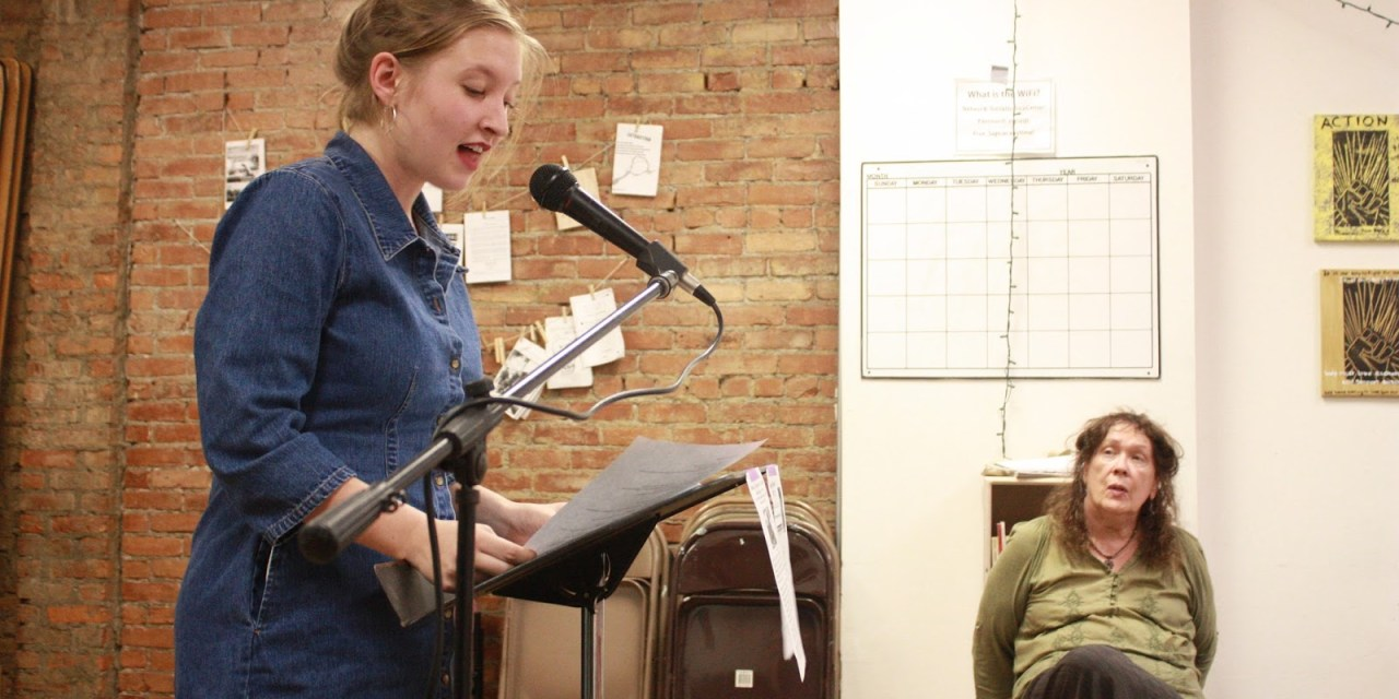 Third Thursday Poetry Night, July 20