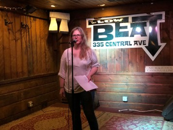 Caroline Bardwell at Brass Tacks - July 17, 2018