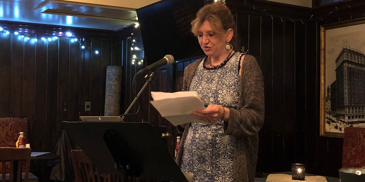 Third Thursday Poetry Night Featuring Carrie Czwakiel