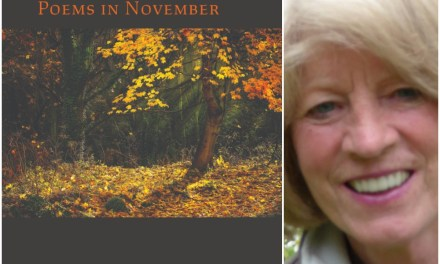 """Poems in November"" by Mary Cuffe Perez"