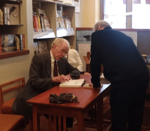 A Piece of Albany's Soul Visits the Book House