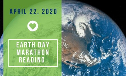 Capital Region Earth Day Marathon Reading, April 22