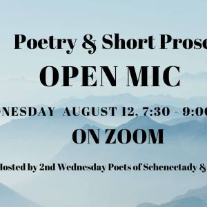 2nd Wednesday Poetry