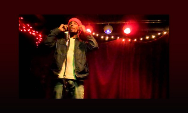 Poetyc Visionz at Nitty Gritty Slam #61