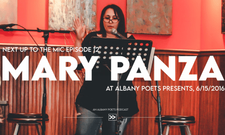 Episode 12: Mary Panza at Albany Poets Presents