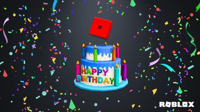 12Th Birthday Cake Happy 12th Birthday Roblox Roblox Blog