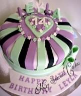 14Th Birthday Cake 14th Birthday Cake Party Timeteen Years Pinterest 14th