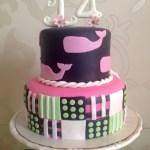 14Th Birthday Cake Vineyard Vines 14 Cakes Wendy Groon