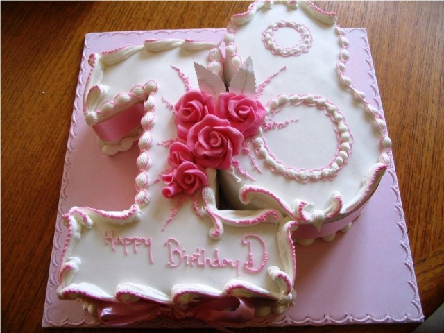18Th Birthday Cake Designs Female 18th Birthday Cake Designs Classic Style Simple 18th