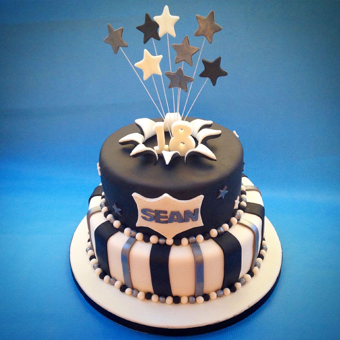 21St Birthday Cakes For Guys Male 18th Birthday Cake Wwwcaronscakerycouk Cakes Cupcakes