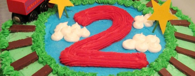 2Nd Birthday Cake Ideas Thomas The Train Cake For Sons 2nd Birthday Chocolate Mint