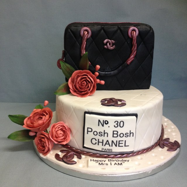 30Th Birthday Cake Channel 30th Birthday Cake Luster Cakes Best Cake Maker