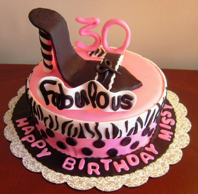 30Th Birthday Cake Ideas For Her 30th Men Protoblogr Design