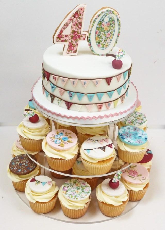 40Th Birthday Cake Ideas 40th Birthday Cake