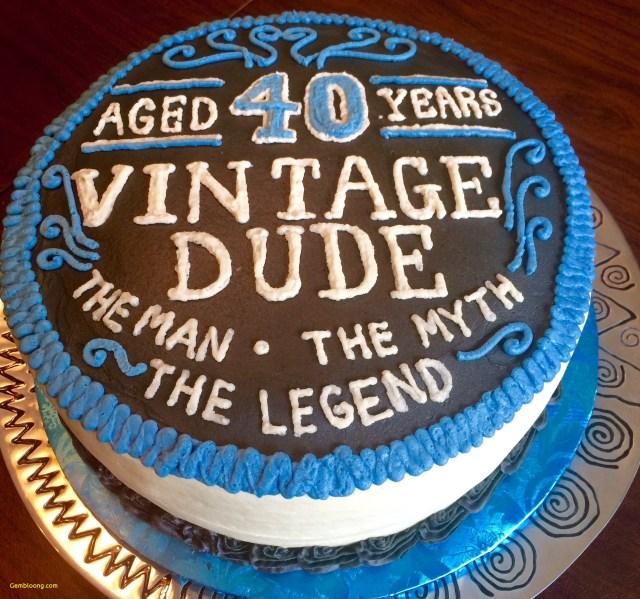 40Th Birthday Cake Ideas 40th Birthday Decoration Ideas For Him Luxury 40th Birthday Cake