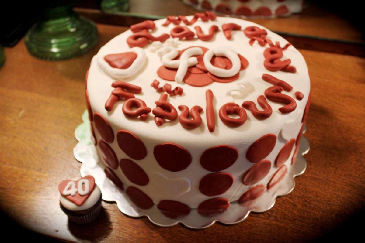 40Th Birthday Cake Ideas 40th Birthday Party Cake Ideas Protoblogr Design 40th Birthday