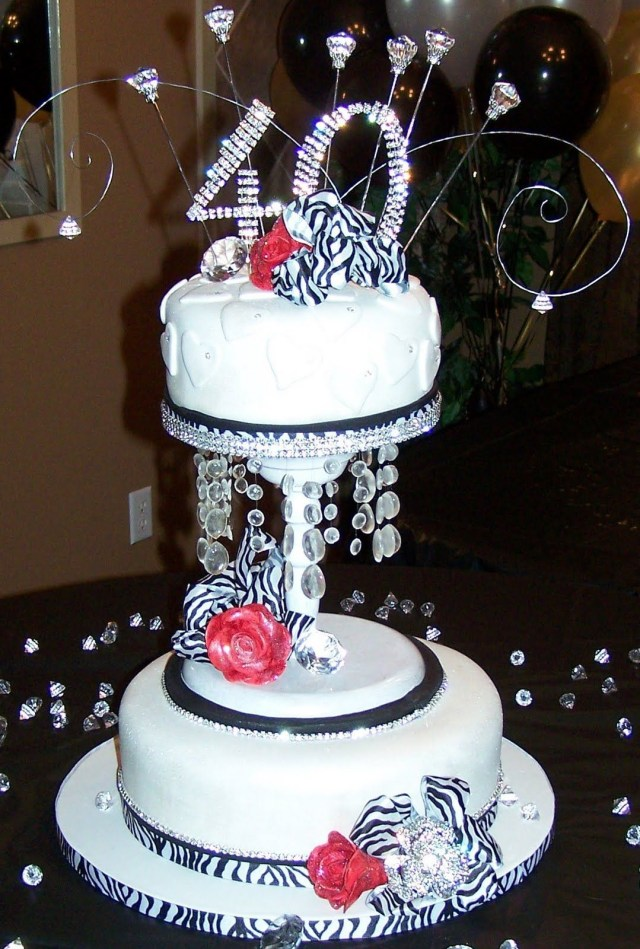 40Th Birthday Cake Ideas For Her Pin Marisol Marquez On 40th Birthday Birthday Cake 40th