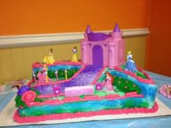 4Th Birthday Cake My Ba Girls 4th Birthday Cake Kyndal Pinterest Birthday