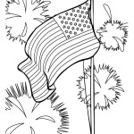4th Of July Coloring Pages Free 4th Of July Coloring Pages At Getdrawings Free For