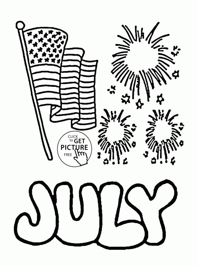 4th Of July Coloring Pages Free Coloring Pages For Kids 4th Of July Cool Revolutionary Fourth