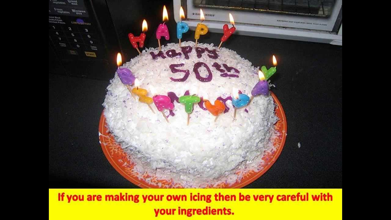 50Th Birthday Cake Ideas For Her 50th Cakes Women Best
