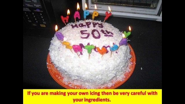 50Th Birthday Cake Ideas For Her 50th Birthday Cakes For Women 50th Birthday Cake Ideas Best