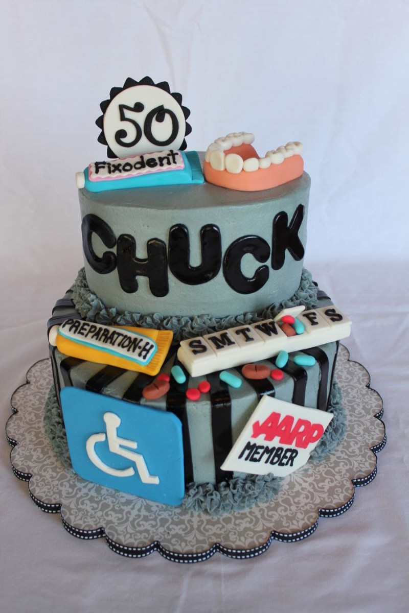 25+ Elegant Image of 50Th Birthday Cake Ideas For Him