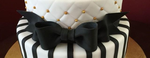 50Th Birthday Cakes Black And Gold 50th Birthday Cake Birthday Cakes Pinterest