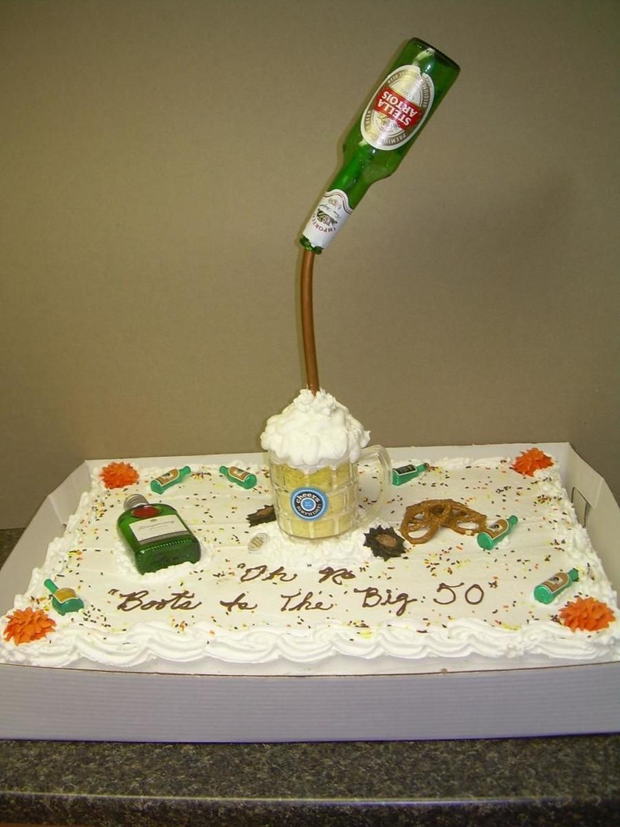 50Th Birthday Cakes For Men Image Result 50th Cake Man Pinterest