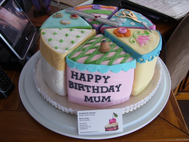 90Th Birthday Cake Ideas 90th Birthday Cake This Cake Was The Origanl Idea Of Iced Flickr