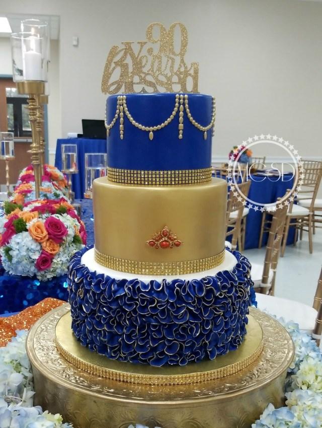 90Th Birthday Cake Ideas Mycakesweetdreams 90th Birthday Cake