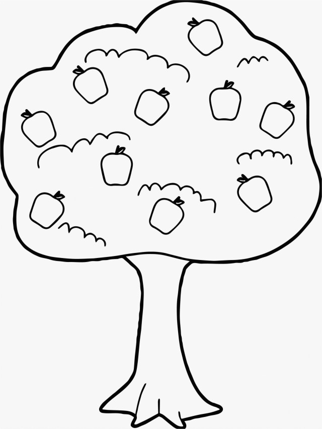 Apple Coloring Pages Apple Blossom Coloring Page Awesome Apple Coloring Pages Myobfit