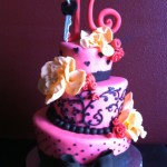 Awesome Birthday Cakes Awesomebirthdaycakesforgirls Extreme Cakes Pink Sweet 16